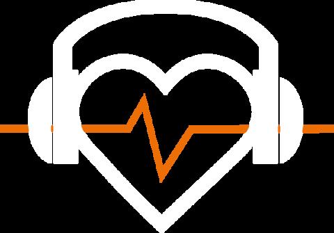 Logo MainBeat weiß